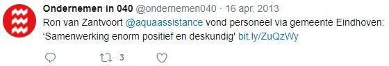 Aqua Assistance MVO
