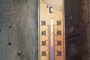 Legionella versus warm weer