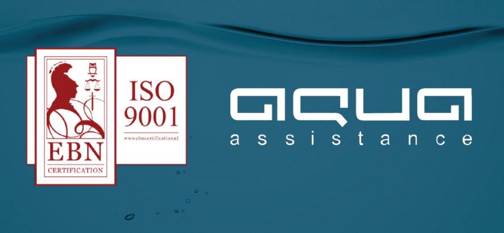 Aqua Assistance ISO 9001